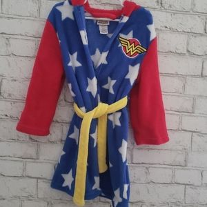 Wonder women robe for girl size XS